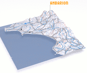 3d view of Ambárion