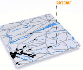 3d view of Antonin