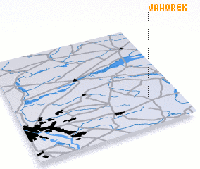 3d view of Jaworek