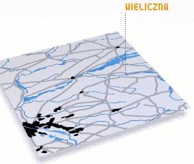 3d view of Wieliczna