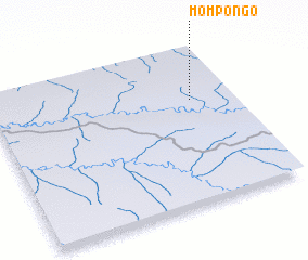 3d view of Mompongo