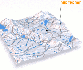 3d view of Dhrépanon
