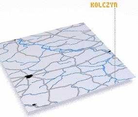 3d view of Kolczyn