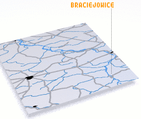 3d view of Braciejowice