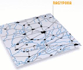 3d view of Nagypóka