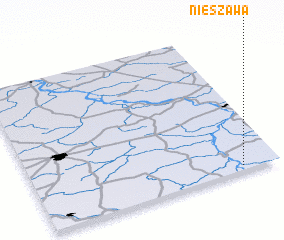 3d view of Nieszawa