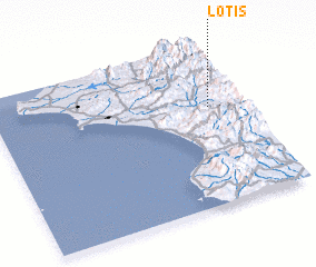 3d view of Lótis