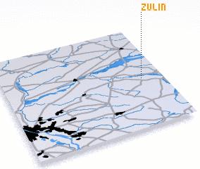 3d view of Żulin