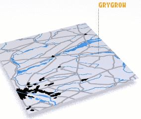 3d view of Grygrów