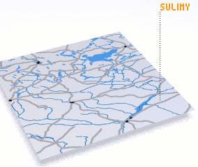 3d view of Sulimy
