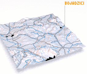 3d view of Bojadžici