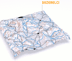 3d view of Ðuzemelci