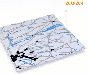 3d view of Żelazów