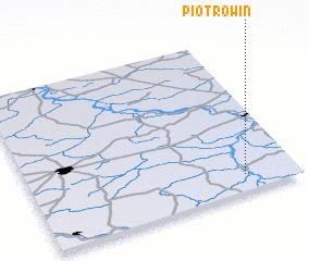 3d view of Piotrowin