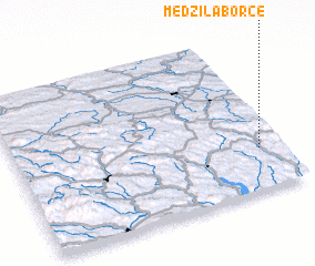3d view of Medzilaborce
