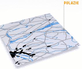 3d view of Połazie
