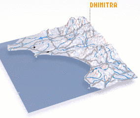 3d view of Dhímitra