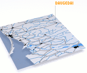 3d view of Daugėdai