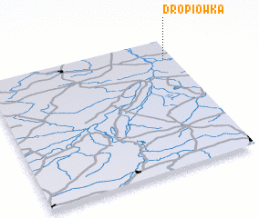 3d view of Dropiówka