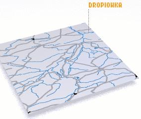 3d view of Dropiówka