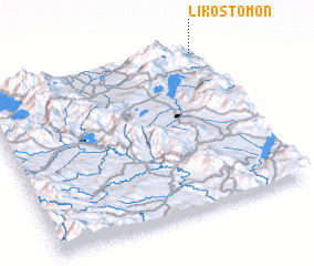 3d view of Likóstomon