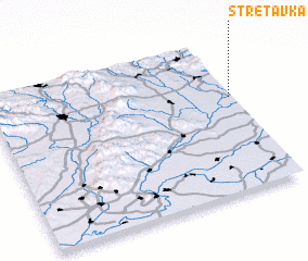 3d view of Stretavka