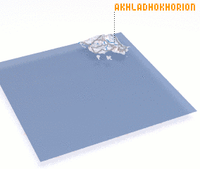 3d view of Akhladhokhórion