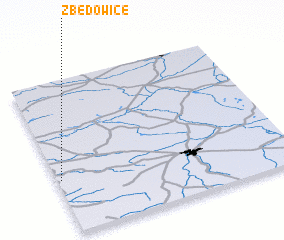 3d view of Zbędowice