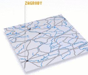 3d view of Zagroby