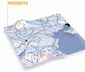 3d view of Margaríta