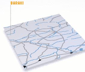 3d view of Baraki