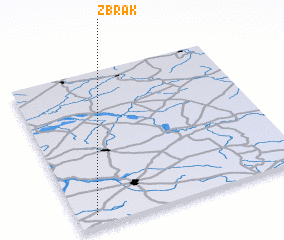 3d view of Żbrak