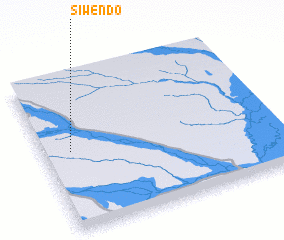 3d view of Siwendo