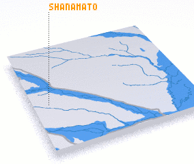 3d view of Shanamato