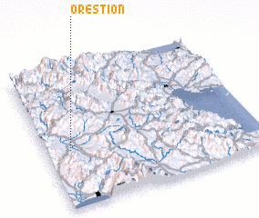 3d view of Oréstion