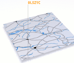 3d view of Olszyc