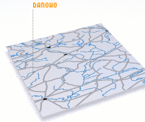 3d view of Danowo