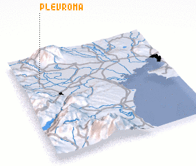 3d view of Plévroma