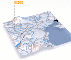 3d view of Rizón