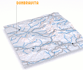 3d view of Dumbrăviţa