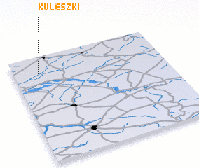 3d view of Kuleszki