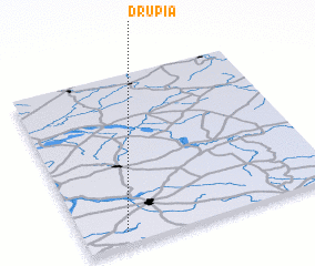 3d view of Drupia