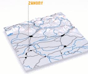 3d view of Záhony
