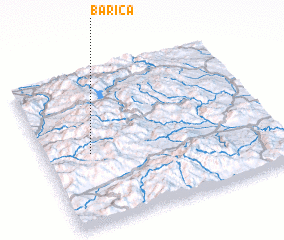 3d view of Barica