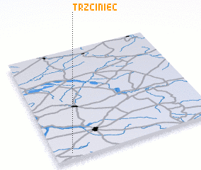 3d view of Trzciniec