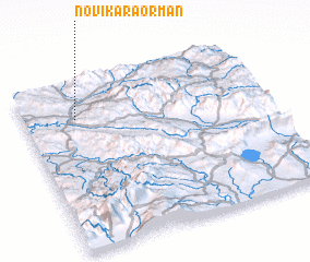 3d view of Novi Karaorman
