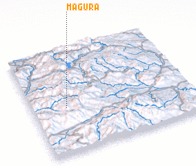 3d view of Magura