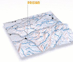 3d view of Prisian