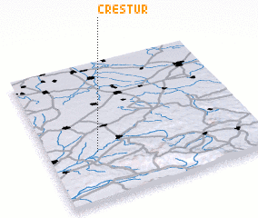 3d view of Crestur