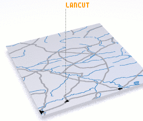 3d view of Łańcut